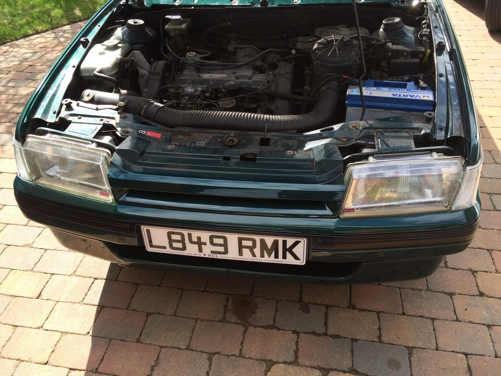 1994 Rover Montego Countryman 2.0D - L849 RMK - Maestro ...