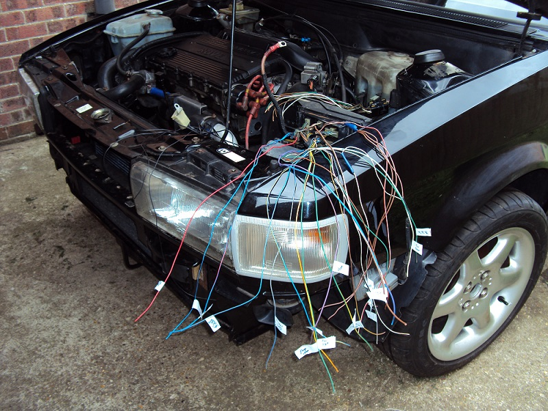 T16 Conversion Rover Ti Maestro Amp Montego Owners Club