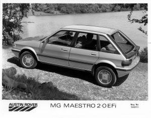 MG Maestro - Maestro & Montego Owners Club