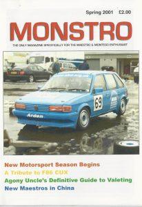 Monstro Spring 2001